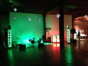 Lighting and AV setup Westport CT