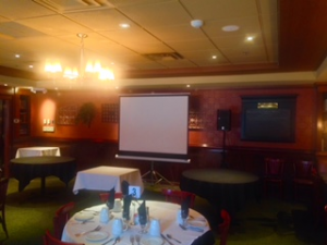 Projector screen rental Fairfield CT