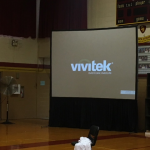 Fast Fold Screen High School rental Stamford, CT.