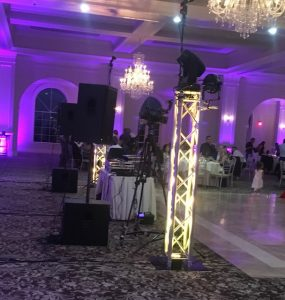 DJ light rental Waterbury Connecticut