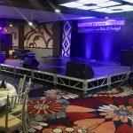 Stage riser rental Stamford