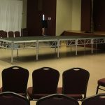 Catwalk Stage rental Stamford CT